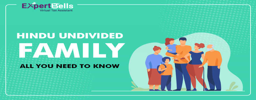 HINDU UNDIVIDED FAMILY (HUF)-All you need to know